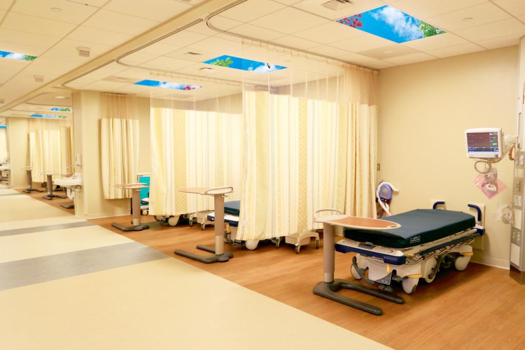 Health care deco daylight